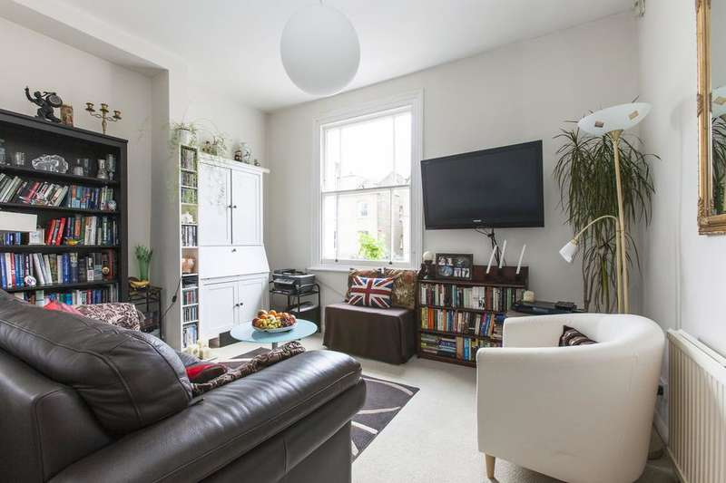 2 Bedrooms Flat for sale in Alexandra Grove, London N4