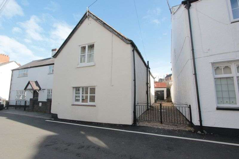 2 Bedrooms Detached House for sale in Lower Street, St. Asaph