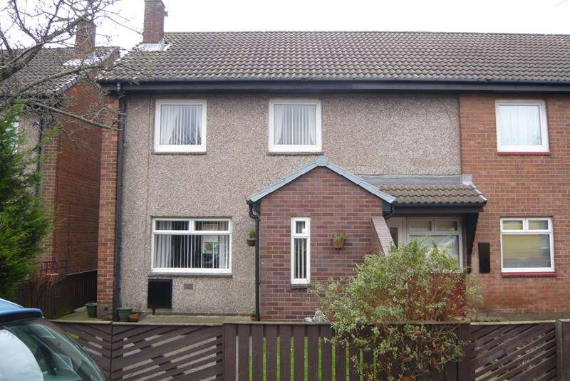 2 Bedrooms Semi Detached House for sale in Canon Grove, Jarrow