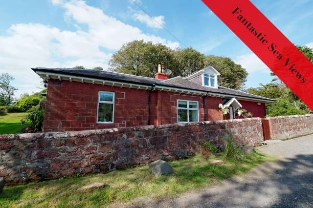 4 Bedrooms Cottage House for sale in Wallace Road, Wemyss Bay, Inverclyde, PA18 6AG