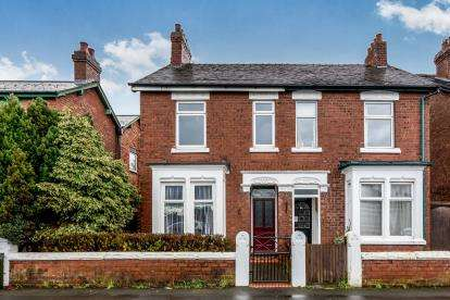 3 Bedrooms House for sale in Cambridge Street, Stafford, Staffordshire