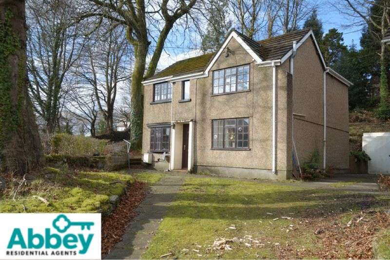 2 Bedrooms Detached House for sale in Pen Yr Alltwen, Alltwen, Pontardawe, Swansea, SA8 3EA