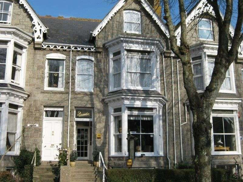 9 Bedrooms Terraced House for sale in AA 4 Star Guest House, Alexandra Road, Penzance