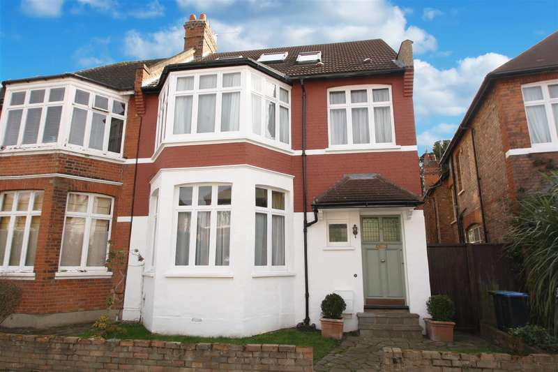 6 Bedrooms Property for sale in Elm Park Road, Winchmore Hill, London N21