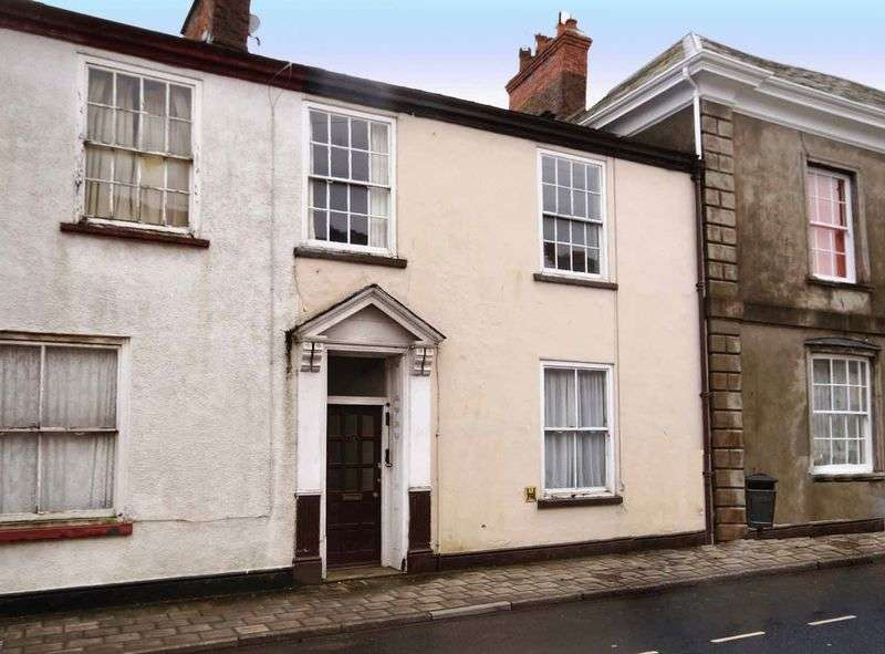 3 Bedrooms Terraced House for sale in South Street, South Molton