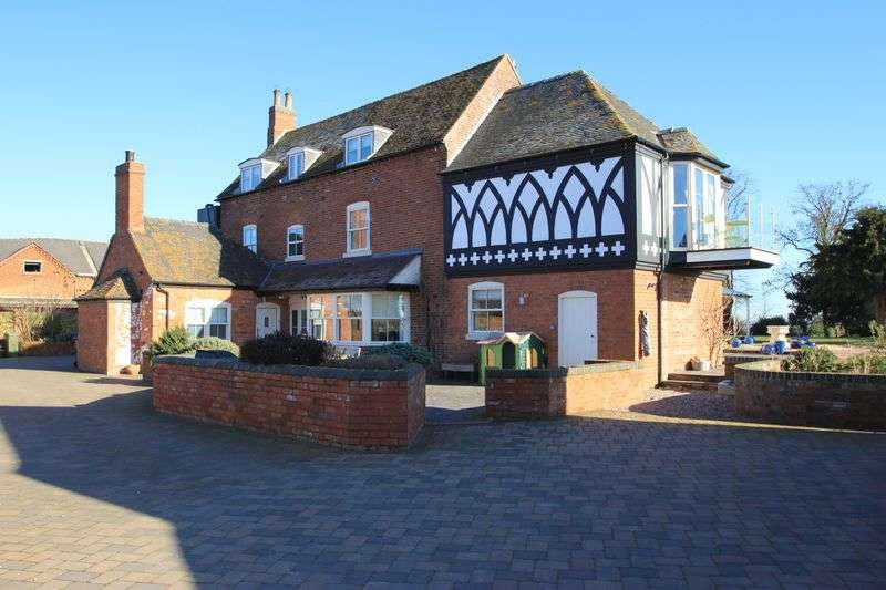 6 Bedrooms Detached House for sale in High Onn, Church Eaton, Stafford, ST20 0AX