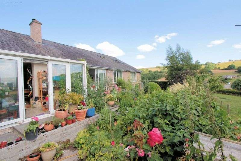 4 Bedrooms Detached Bungalow for sale in Betws Gwerfil Goch, Corwen