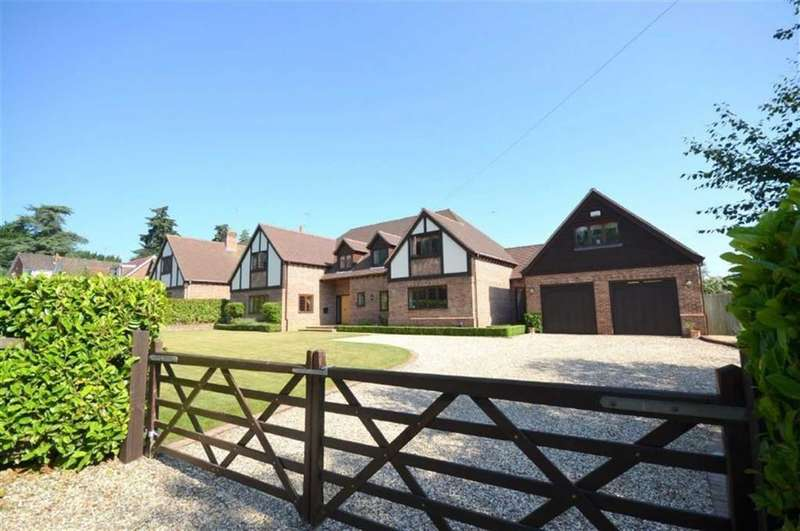 5 Bedrooms Property for sale in Manor Farm Lane, Tidmarsh