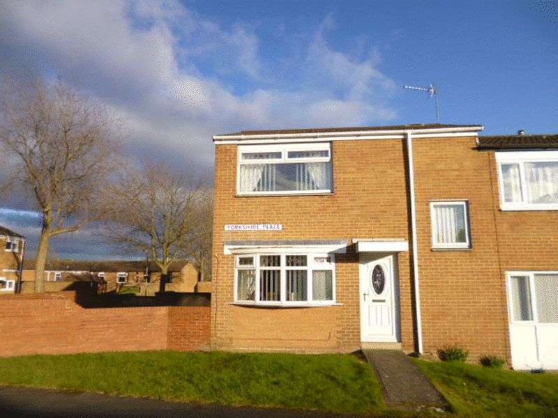 2 Bedrooms Terraced House for sale in Yorkshire Place, Bishop Auckland