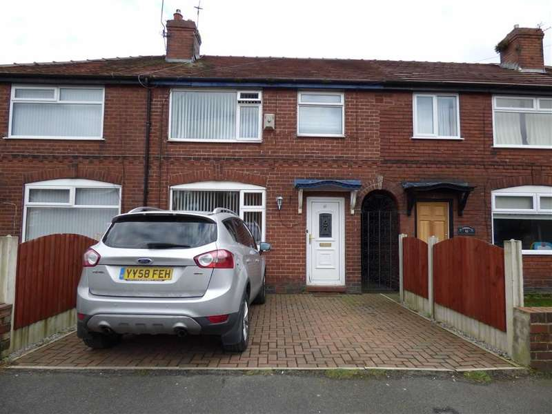 3 Bedrooms Property for sale in Williams Crescent, CHADDERTON, Oldham, OL9