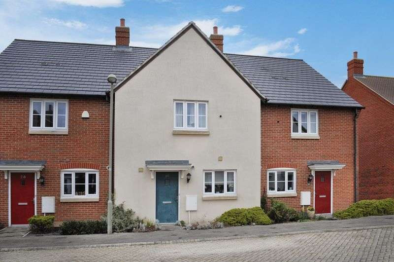 3 Bedrooms Terraced House for sale in Orchard Close, Upper Arncott