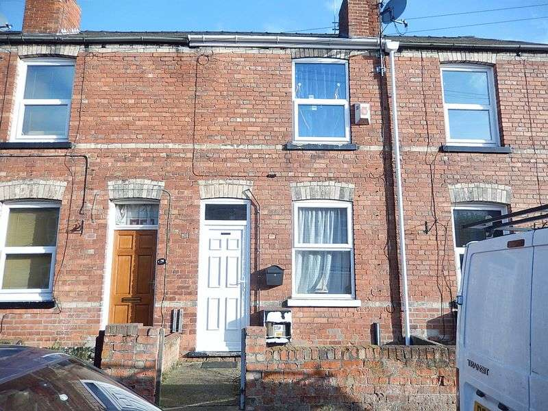 2 Bedrooms Terraced House for sale in Stanley Street, Gainsborough