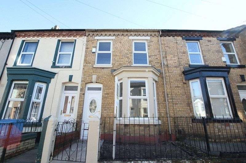 5 Bedrooms Terraced House for sale in Stevenson Street, Wavertree, Liverpool, L15