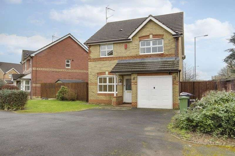 4 Bedrooms Detached House for sale in Stokes Court, Newport