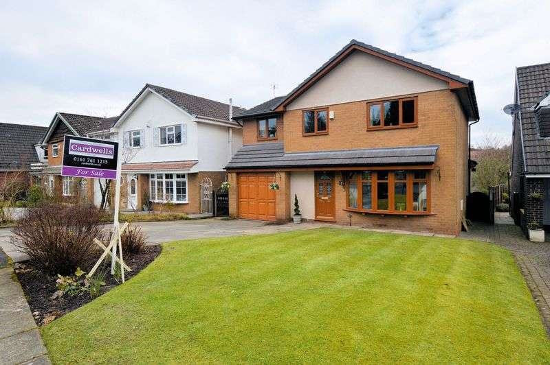 4 Bedrooms Detached House for sale in Mitton Close, Lowercroft