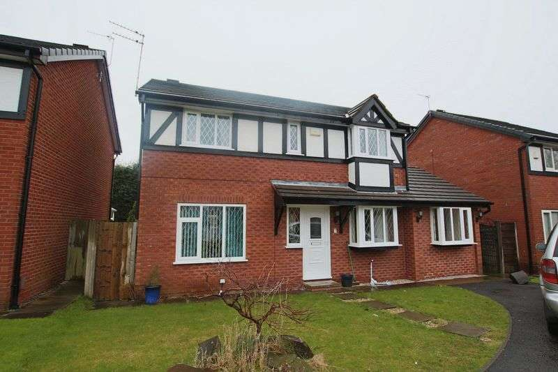 4 Bedrooms Property for sale in Woodbridge Gardens, Shawclough OL12 6XY