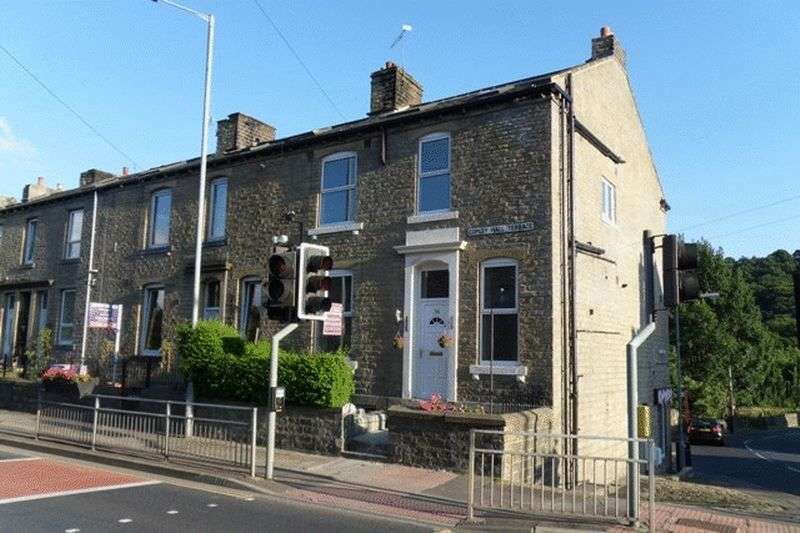 4 Bedrooms Terraced House for sale in Copley Hall Terrace, Halifax