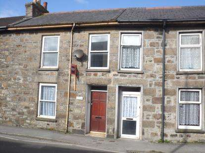 2 Bedrooms Maisonette Flat for sale in Camborne, Cornwall