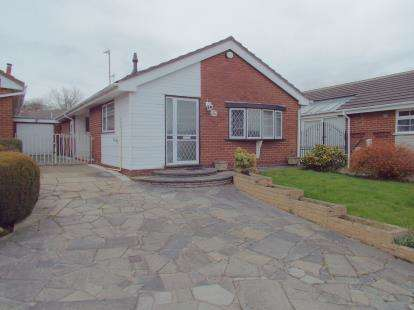 3 Bedrooms Bungalow for sale in Martindale Grove, Beechwood, Runcorn, Cheshire, WA7