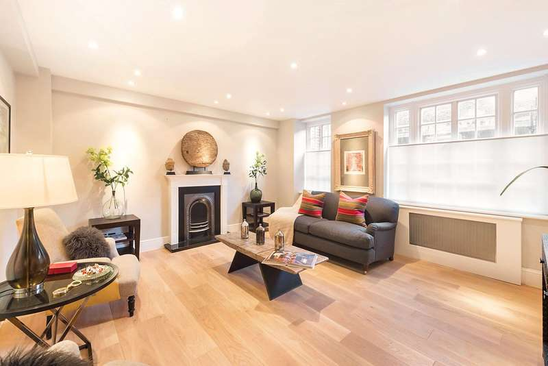 1 Bedroom Flat for sale in Swan Court, Chelsea Manor Street, London, SW3