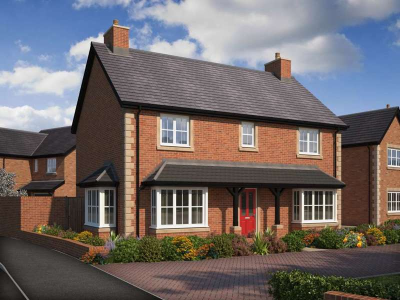 4 Bedrooms Detached House for sale in The Arundel, Brookwood Park, Blackpool Road, Kirkham