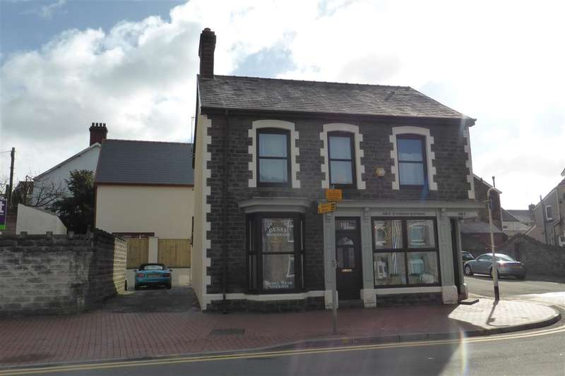 3 Bedrooms Detached House for sale in 161 New Road, Skewen, Neath