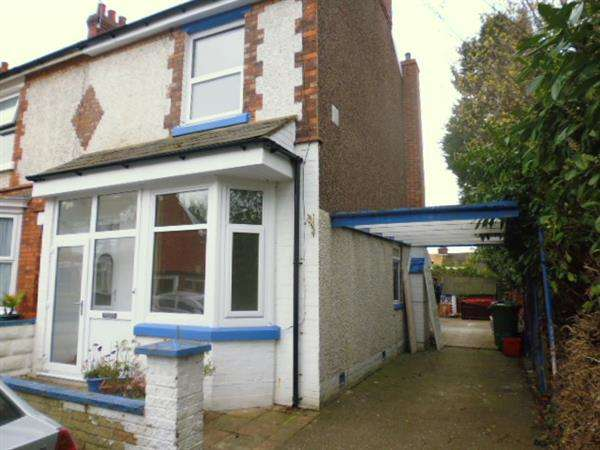 3 Bedrooms Semi Detached House for sale in West Drive, Winsford