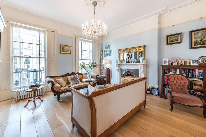 5 Bedrooms Flat for sale in Alderney Street, London, SW1V