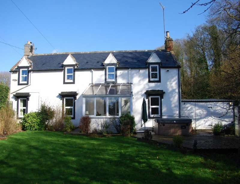 4 Bedrooms Detached House for sale in The Delvine The Granary, Amisfield, Dumfries, DG1
