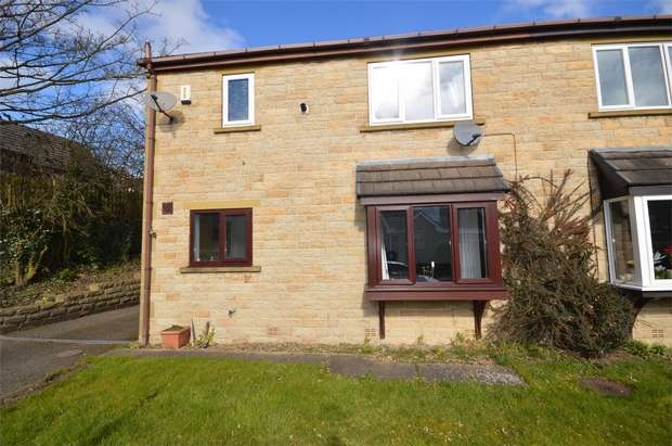 1 Bedroom Flat for sale in Croft Head, Skelmanthorpe, HUDDERSFIELD, West Yorkshire