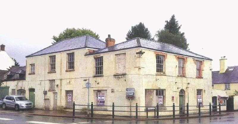 Property for sale in DEVELOPMENT OPPORTUNITY - Littledean, Cinderford GL14 3NH