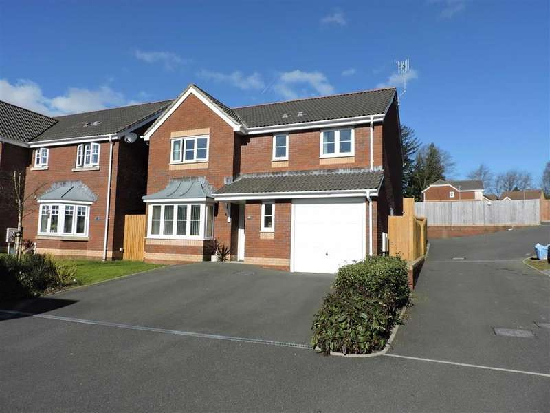 4 Bedrooms Property for sale in Parc Gilbertson, Gelligron, Pontardawe