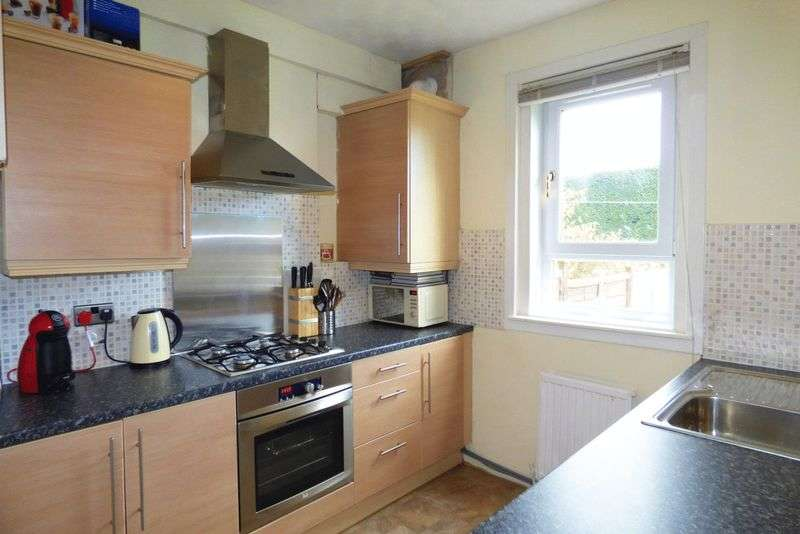 1 Bedroom Flat for sale in Culzean Crescent, Kilmarnock