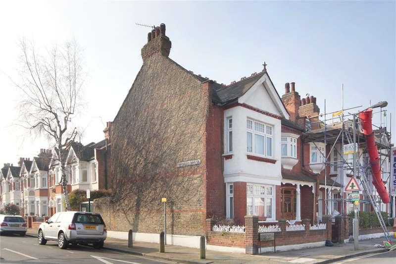 4 Bedrooms End Of Terrace House for sale in Wakehurst Road, Battersea, London, SW11