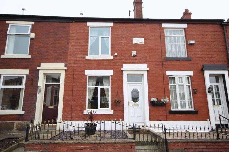 3 Bedrooms Terraced House for sale in ROCHDALE ROAD, Slattocks M24 2RB