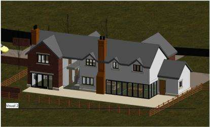 4 Bedrooms Land Commercial for sale in Knutsford Road, Mobberley, Knutsford, Cheshire