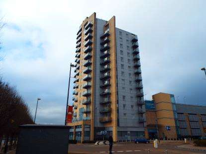 2 Bedrooms Flat for sale in Sovereign Point, 31 The Quays, Salford, Greater Manchester