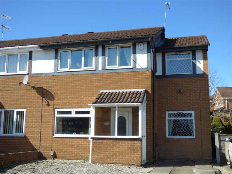 4 Bedrooms Property for sale in Wham Bar Drive, HEYWOOD, Lancashire, OL10