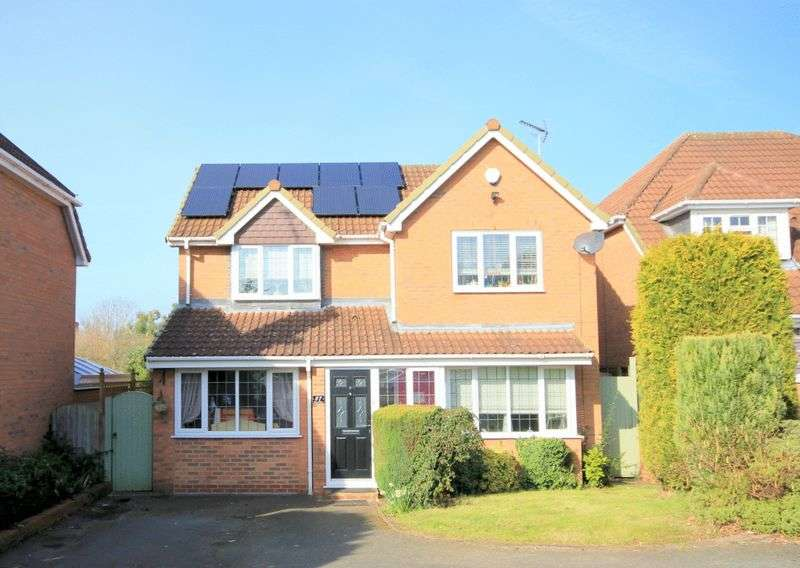 4 Bedrooms Detached House for sale in Saddler Avenue, Stone