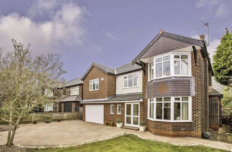 5 Bedrooms Detached House for sale in Cavendish Road, Ellesmere Park