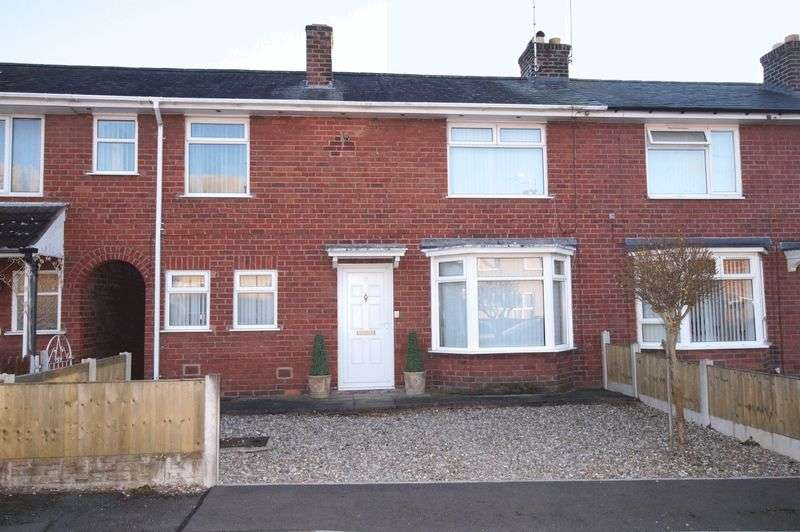 2 Bedrooms Semi Detached House for sale in Maple Avenue, Wrexham