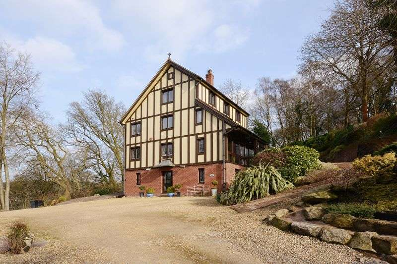 7 Bedrooms Detached House for sale in Bridge Bank, Ironbridge, Telford, Shropshire.
