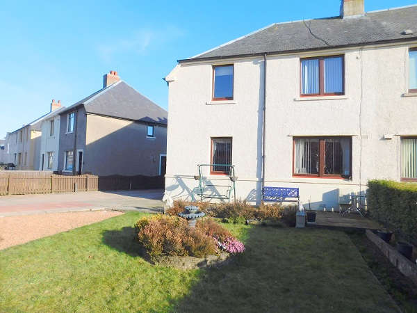 4 Bedrooms Semi Detached House for sale in Lumphinnans Road, Lochgelly, KY5
