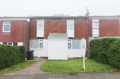 3 Bedrooms Terraced House for sale in Prescelly Close, Nuneaton, Warwickshire