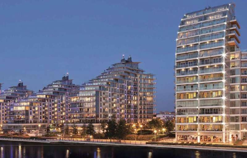 3 Bedrooms Apartment Flat for sale in Battersea Reach, London