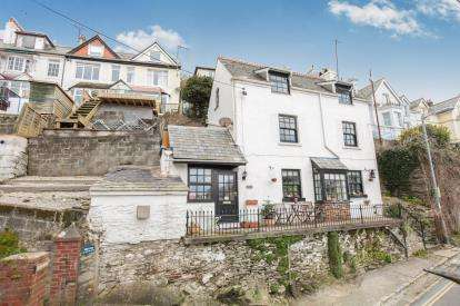 4 Bedrooms Detached House for sale in North Road, Looe, Cornwall