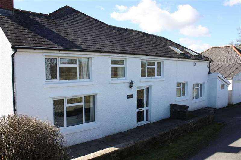 4 Bedrooms Property for sale in Llangadog
