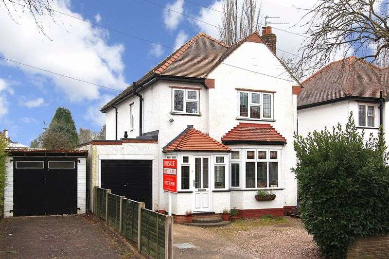 3 Bedrooms Detached House for sale in FINCHFIELD, Adams Road