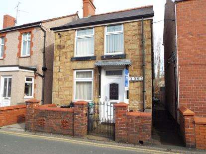 2 Bedrooms Terraced House for sale in Church Street, Rhosllanerchrugog, Wrexham, Wrecsam, LL14