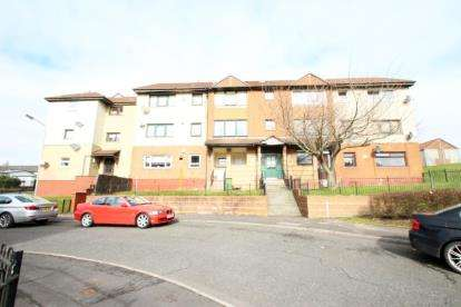 3 Bedrooms Flat for sale in Pendeen Crescent, Glasgow, Lanarkshire